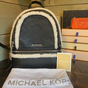 Michael Kors Rhea Zip Medium Backpack
